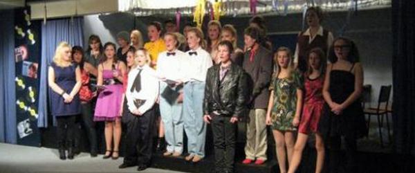 Vellykket skolefest på Torslev Skole