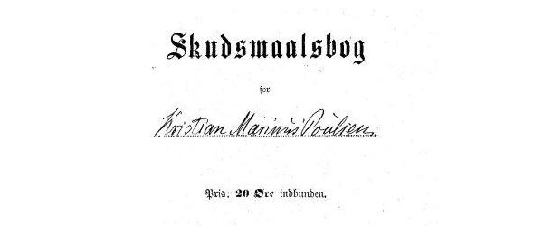 Lokalhistorisk forening for Lyngså og Omegn på jagt.