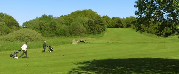 Spil gratis på Sæby Golfklubs Pay & Play-bane til Golfens Dag