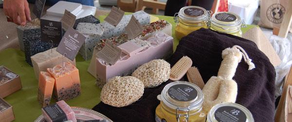 Marked Kunsthåndværk & Smagsoplevelser 2010