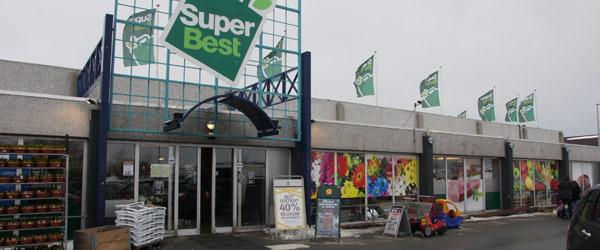SuperBest gør det mere end 100%