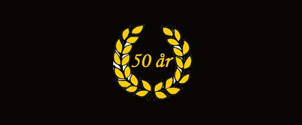 Købmandspar fejrer guldbryllup 20. februar