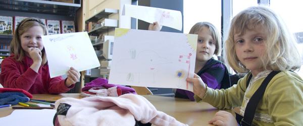 Sæby bibliotek dannede rammen om et flot resultat