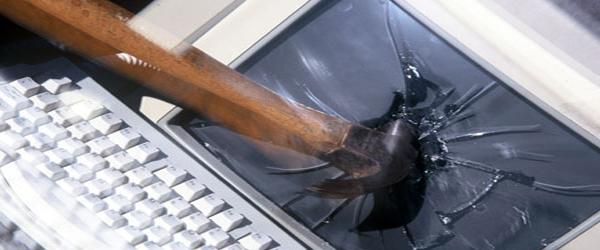 FALSK advarsel fra politiet om farlig PC virus