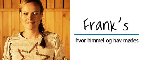 Succes på Frank's i såvel Frederikshavn som i Sæby