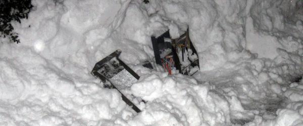HURRA kommunen fjerner sneen – men!