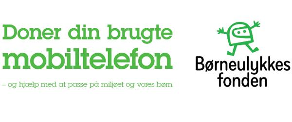 Indsamling af gamle mobiltelefoner også i Sæby