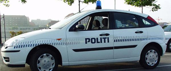 Politiets døgnrapport fra weekenden