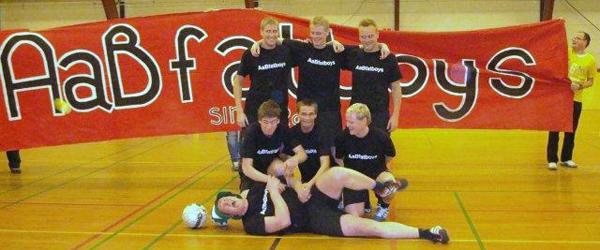 Dansk mesterskab i supportfodbold til Voerså