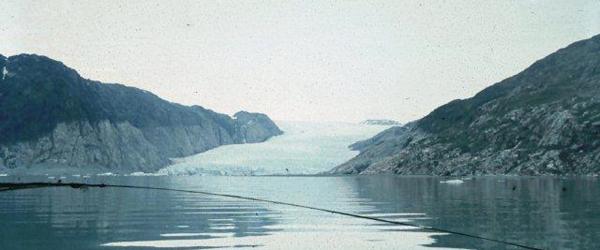 Indlandsisen smeltede også i 1960-erne