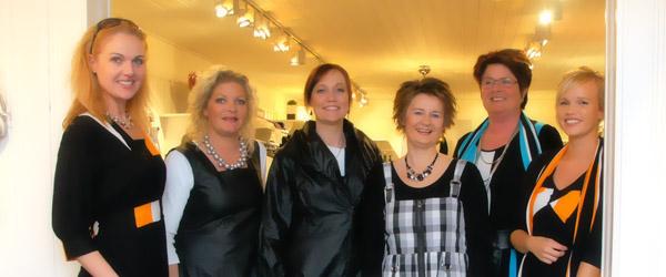Modeshow og Cruise hos Madam Duncker