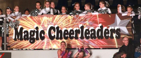 Veloverstået DM i Cheerleading 2010