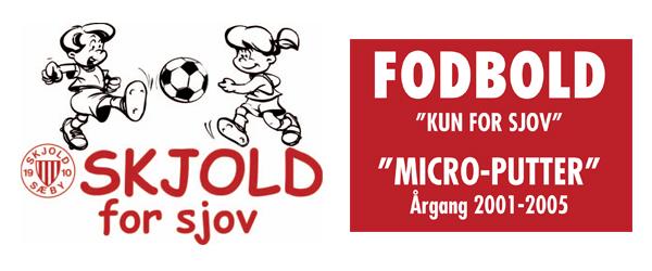 Træning for microputter på Skjold starter søndag