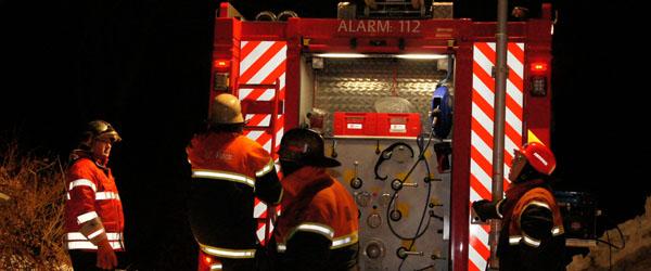Endnu en brand hærgede i aftes i Sæby