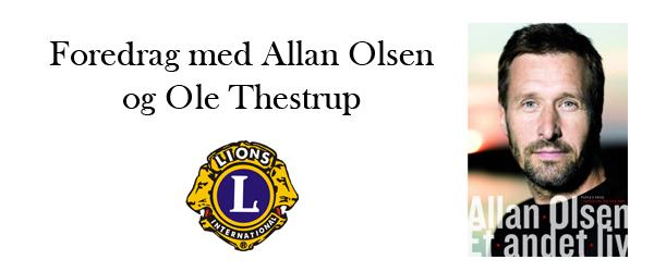 Alkohol og unge – foredrag med Allan Olsen