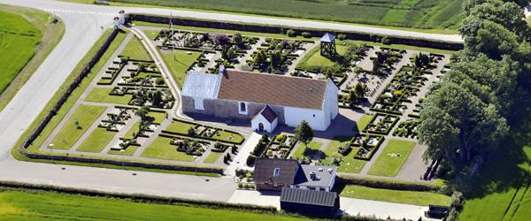 Større renovering af Hørby kirke er igang