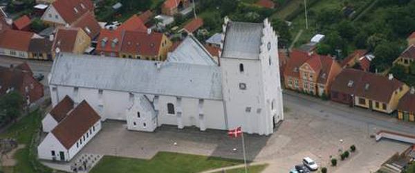 Aftenmeditation Valentins Dag i Sæby kirke