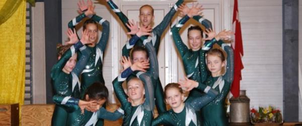 Springteam Sæby værter for Danmarksmesterskaber