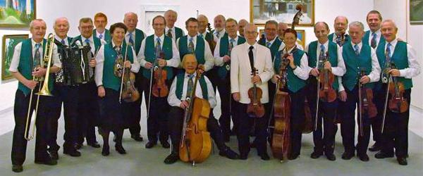 Sæby Pensionist og Efterlønsklub for fuld musik