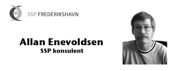 SSP konsulent i Østervrå Frikirke