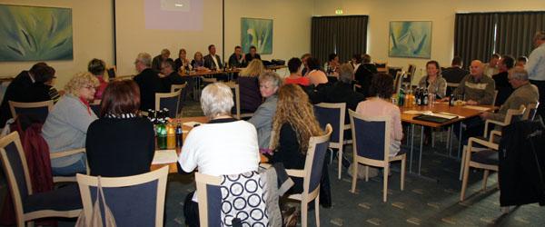 Ny bestyrelse i Sæby Handelsstandsforening