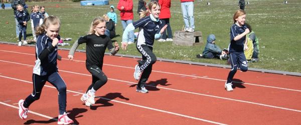 Flotte resultater til Atletikken i Sæby
