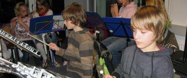 Kom i julestemning sammen med Musikskolen