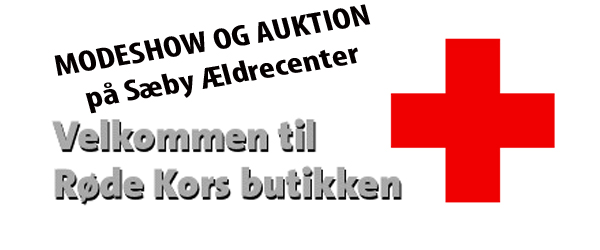 Auktion og modeopvisning på Sæby Ældrecenter