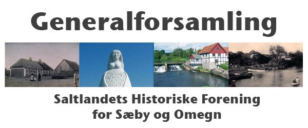 Generalforsamling i Saltlandets historiske forening
