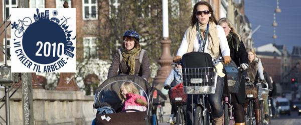 Vi cykler til arbejde kampagnen har fundet de lokale vindere!