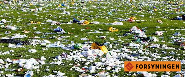 Affaldsindsamling søndag d. 18. april