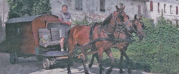 4 år igennem Europa med hestevogn