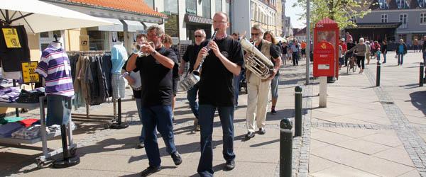 Jazz, fisk og pinsemarked – sommer i Sæby