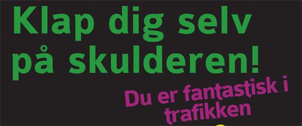 Ny kampagne under temaet: Giv alle Fair Play i trafikken!