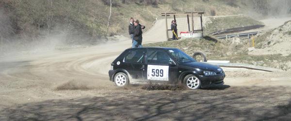 Atter Rallycross på Ørnedalsbanen