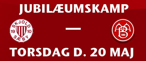 100 års jubilæumskamp på Sæby Stadion