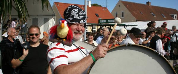 Musikfest i Sæby for 13. gang til sommer