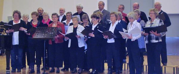 Nyt voksenkor giver koncert i Sæby