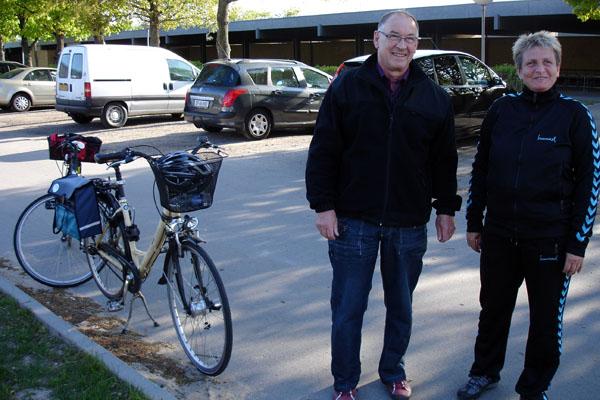 5. afdeling af Tour de Pedal afviklet i blæst