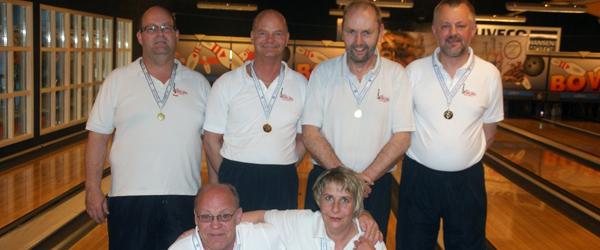 Bowlinghold fra Sæby blev Jyske mester