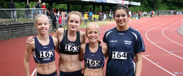 Atleter fra Sæby topper Dansk Atletikforbunds rangliste