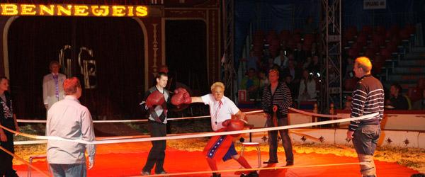 Cirkus Benneweis underholdt både børn og voksne