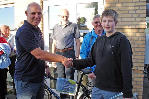 Årets sidste afdeling af Tour de Pedal