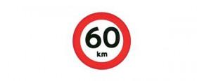 60 km skilt_600x250