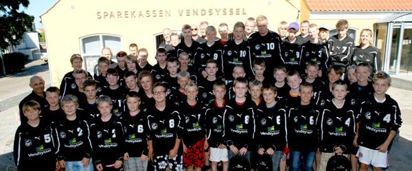 Sæby HK drenge til Internat. turnering i Slovenien