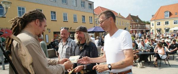TOP underholdning på Torvet i Sæby