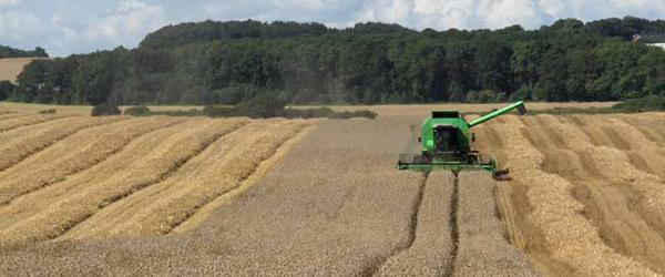 Landmændene er klar til årets høst