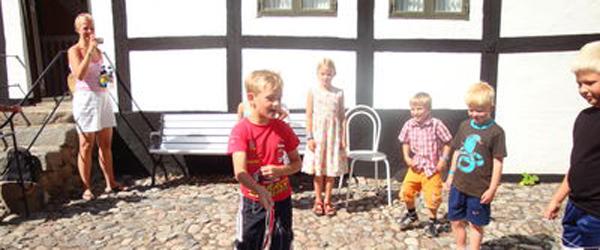 Sæby Museum inviterer aktive børn indenfor