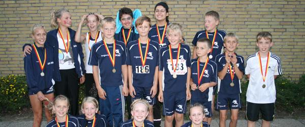 Stor atletiksucces i Vejle for SIK 80