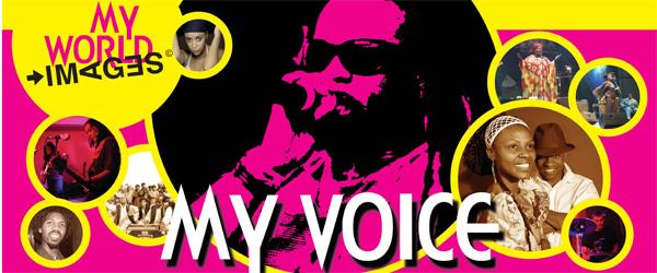 MY VOICE – International musik- & filmfestival
